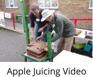 Apple Juicing Video